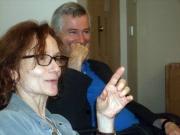 Susanna Styron & John Shanley